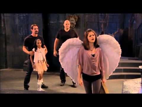 CUTEST THING EVER WHAT! MY WAND! Selena Gomez as Alex Russo HD - YouTube