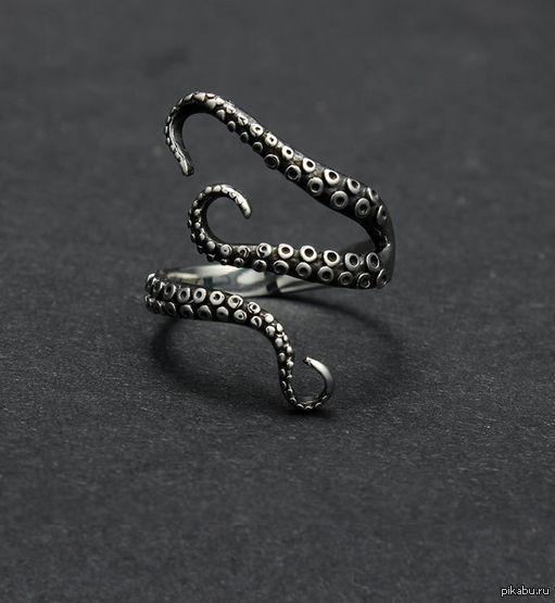 Просто крутое кольцо