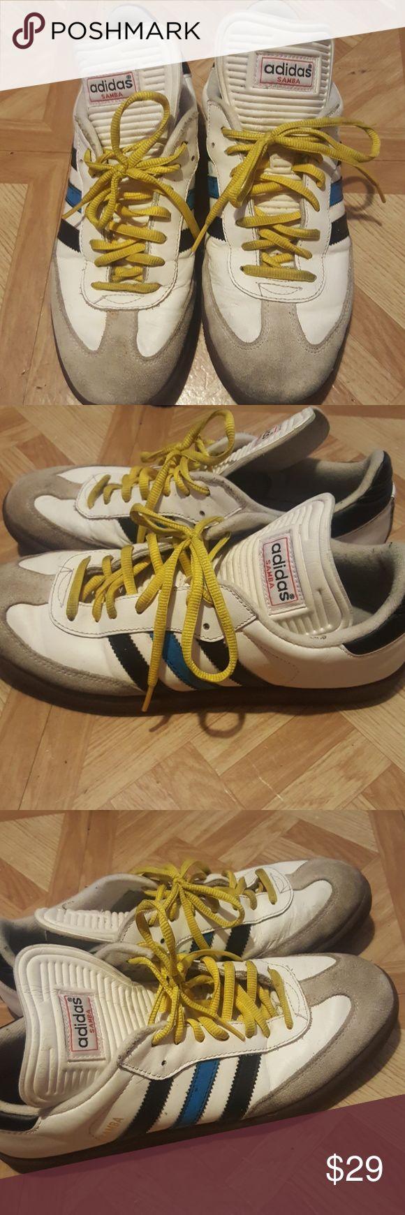 adidas samba nens sz 9 adidas samba indoor shoes in good condition adidas Shoes Sneakers