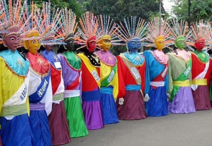 Ondel-ondel Betawi