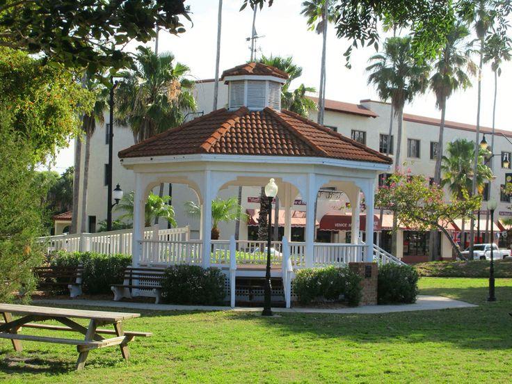 Centennial Park Gazebo Venice, FL | Venice florida