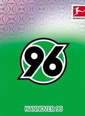 Hannover 96 of Germany crest.