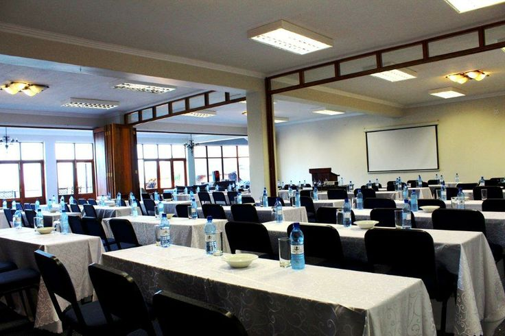 If you're looking for the perfect conference venue, then look no further than Jozini Tiger Lodge & Spa