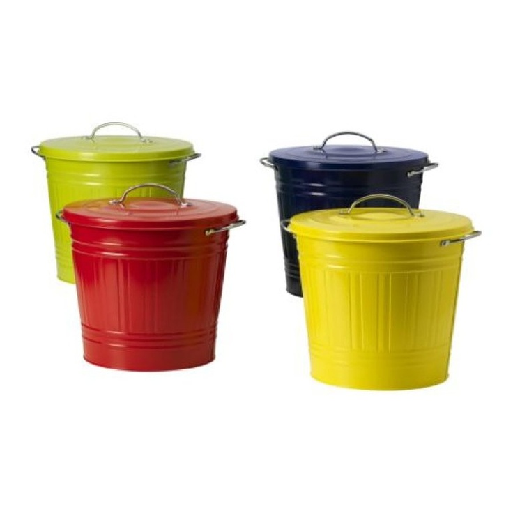 Ikea Abfalleimer small bathroom trash can with lid my web value