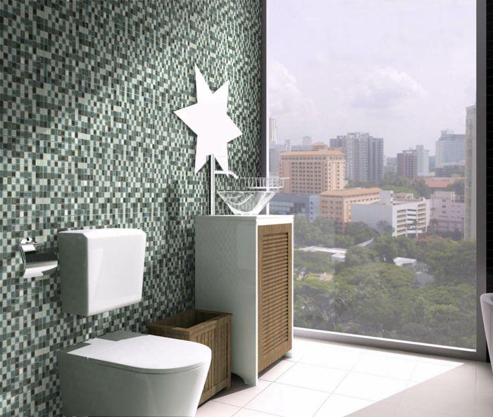 suchen sie nach wandgestaltung bad ideen es gibt so viele tolle mglichkeiten dafr ihnen - Wandgestaltung Bad