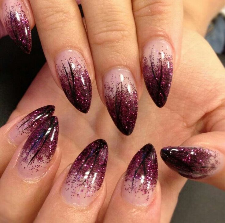 Fantastic shape and design! Light Elegance Plum-Tastic by Sandra B.
