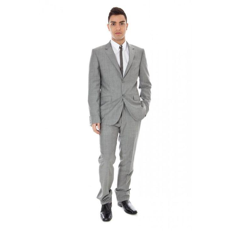 Calvin Klein Harmaa puku – Miesten puvut netistä