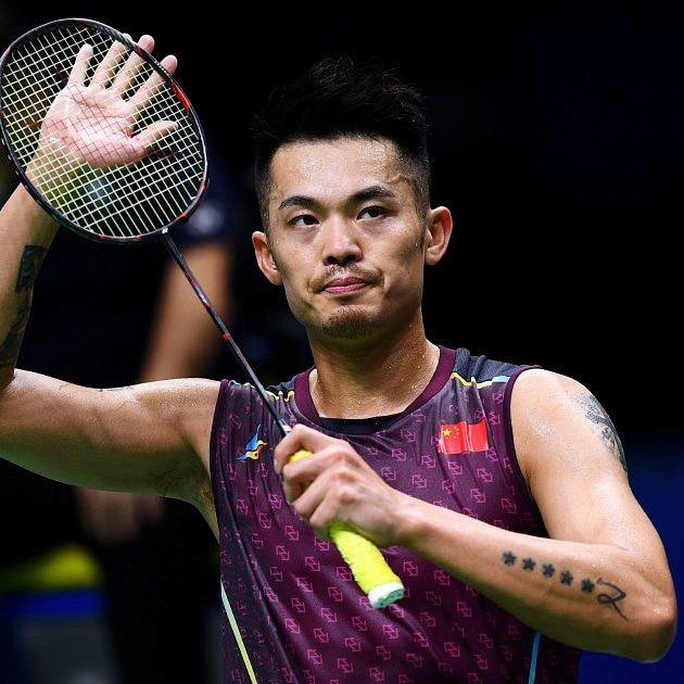 Lin Dan Out Of 2019 All England Open Badminton Badminton Photos Sports