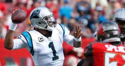 WATCH: Cam Newton gets frustrated with the media again walks out on press conference