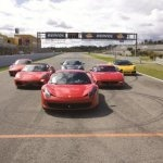 Conduccion GT en Barcelona corto