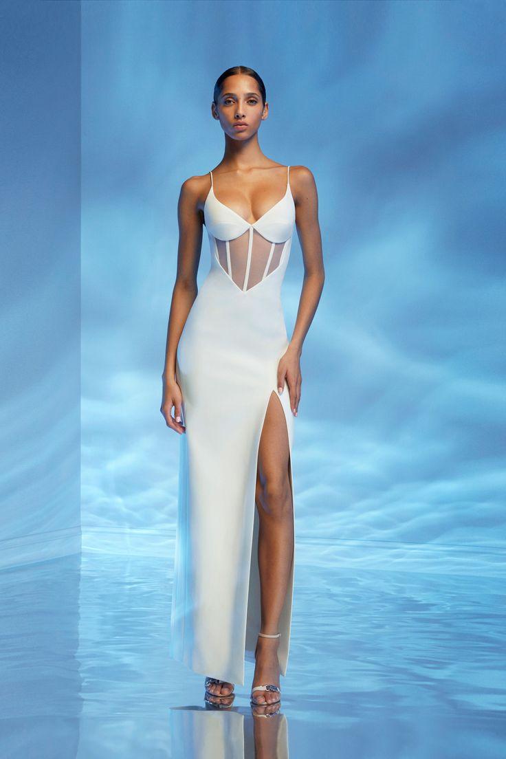 David Koma Resort 2020 Fashion Show