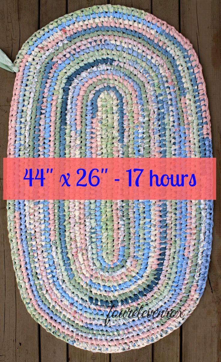 toothbrush rug stroring fabric strips, amish knot rug help, toothbrush rug how much fabric