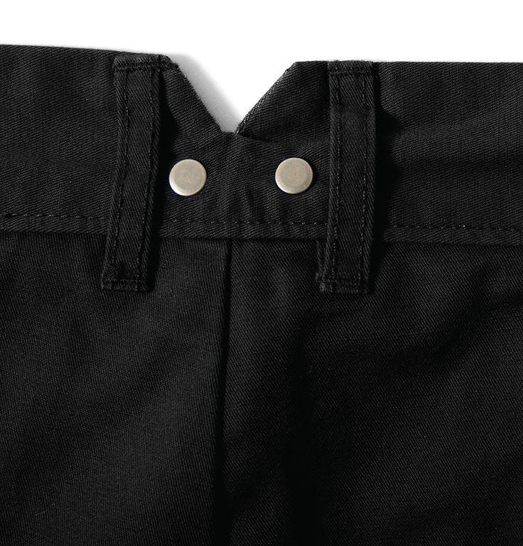 The Chino Twill - Black