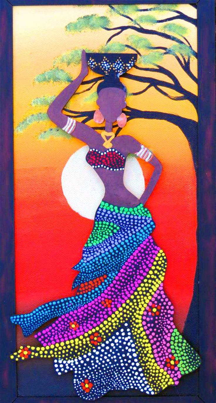 La belleza de la mujer de tez negra es de las más buscadas por el público