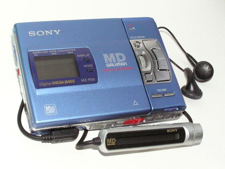 Sony Mini Disc