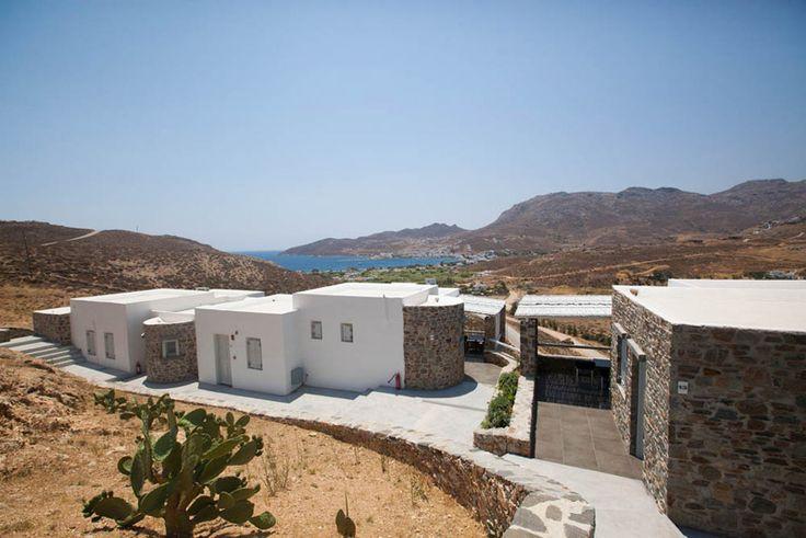 Serifos- Apartments :: Accomodation :: The hotel: Rizes | Boutique Hotel Rizes - Serifos:Greece