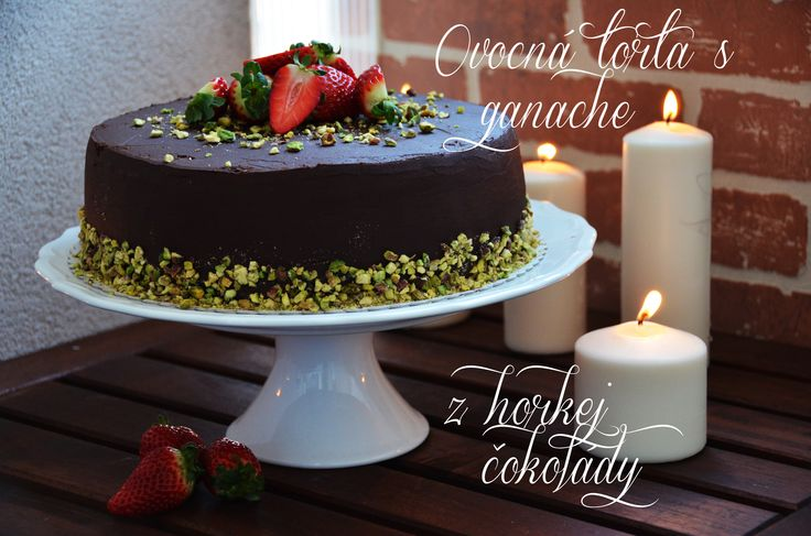 """Túto sobotu sme oslavovali tatove narodeniny a ako už u nás býva zvykom, doma pečená torta je """"must have"""". Torty máme radi ľahké, s jemným krémom a kopou ovocia. Tentokrát sa mi však zažiadala neja..."""