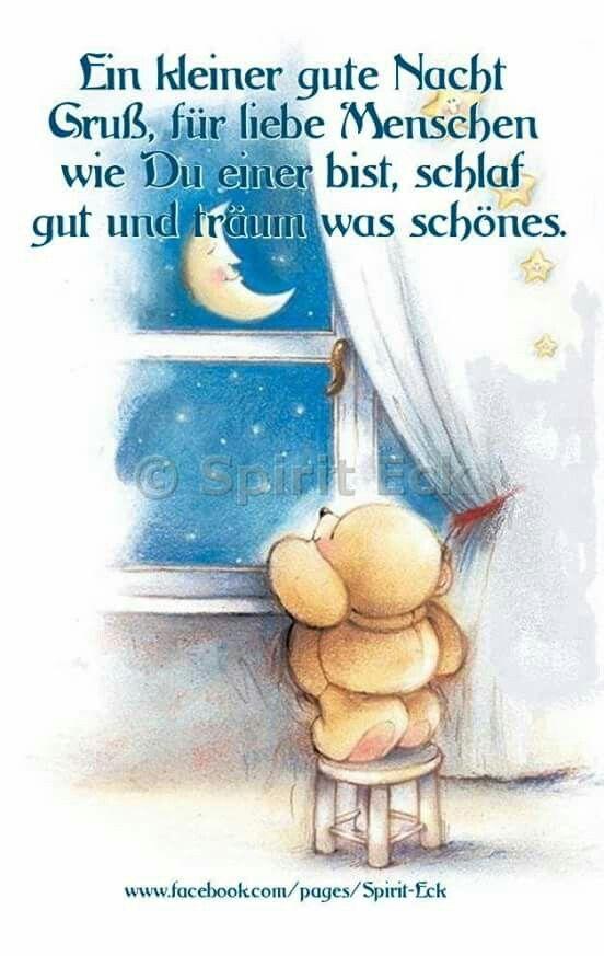 Gute Nacht Freundin