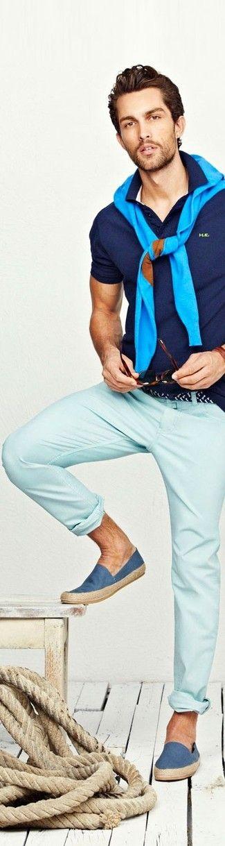 Cómo combinar unas alpargatas en 2017 (62 formas) | Moda para Hombres
