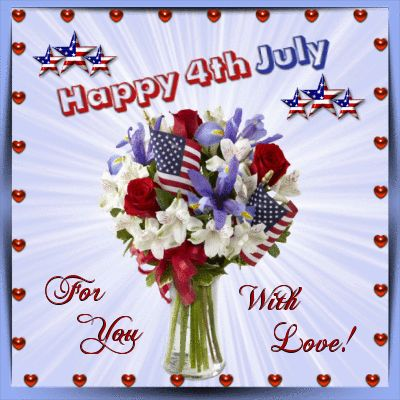71 best 4th Of July images on Pinterest | July 4th, Red white blue and Animales
