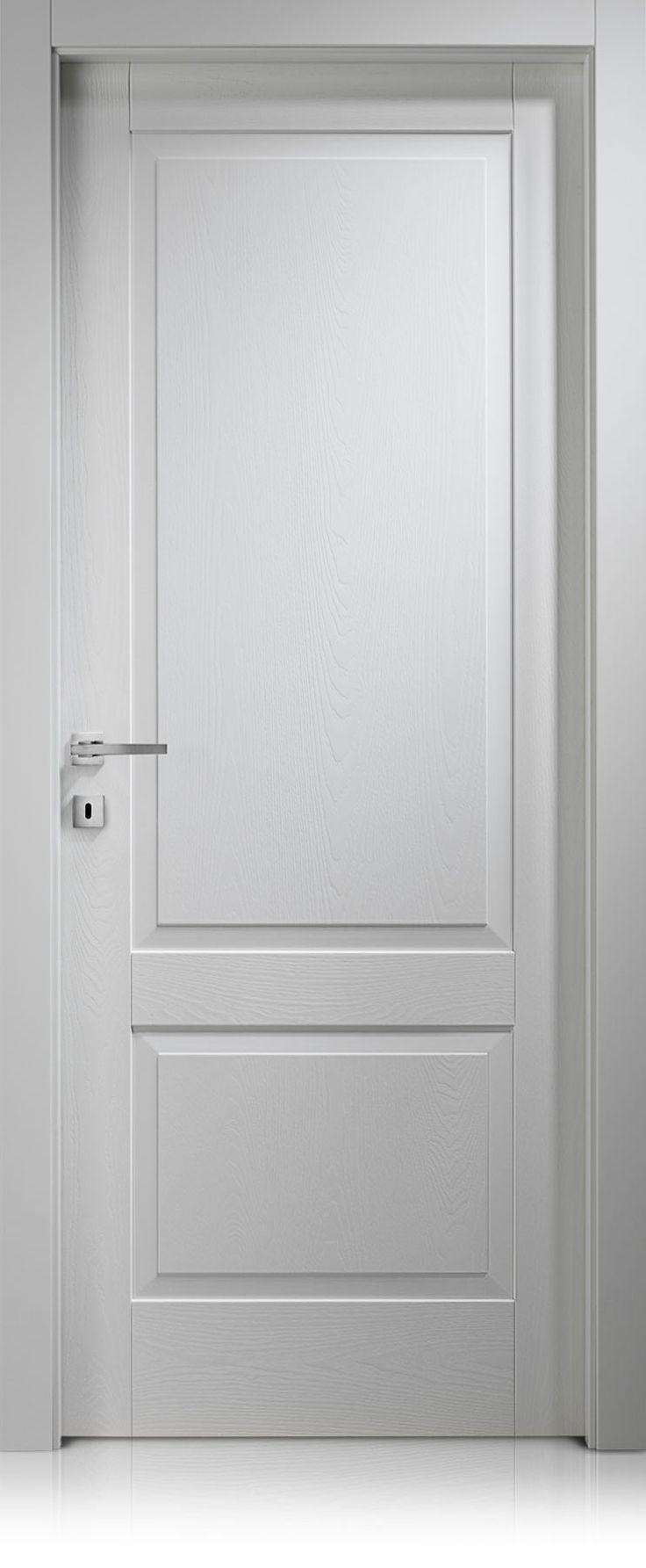 Oltre 25 fantastiche idee su porte bianche su pinterest - Porte con bugne ...