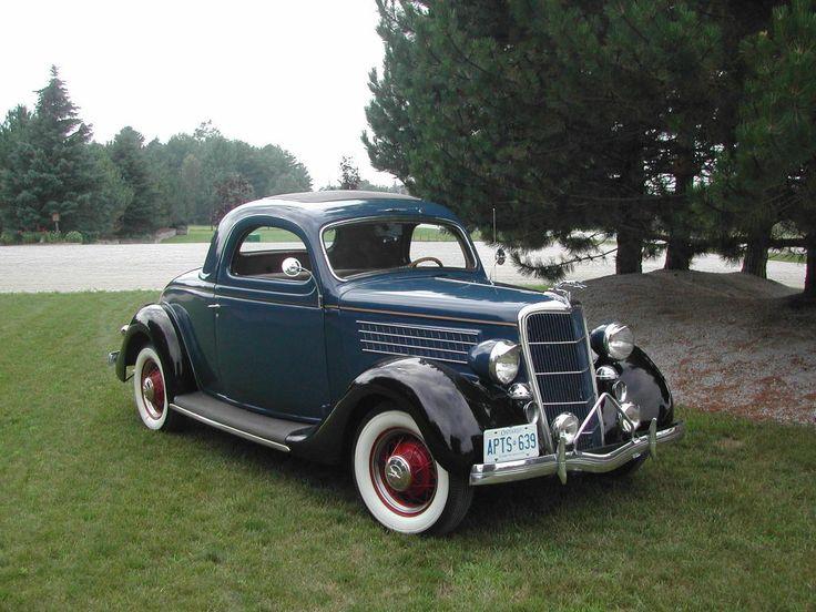 De 2999 b sta classic cars bilderna p pinterest for 1935 ford 3 window