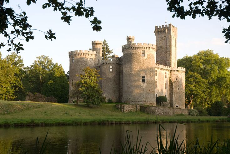 CHATEAU MONTBRUN, French <b>medieval</b> Luxury <b>Castle</b> property for sale