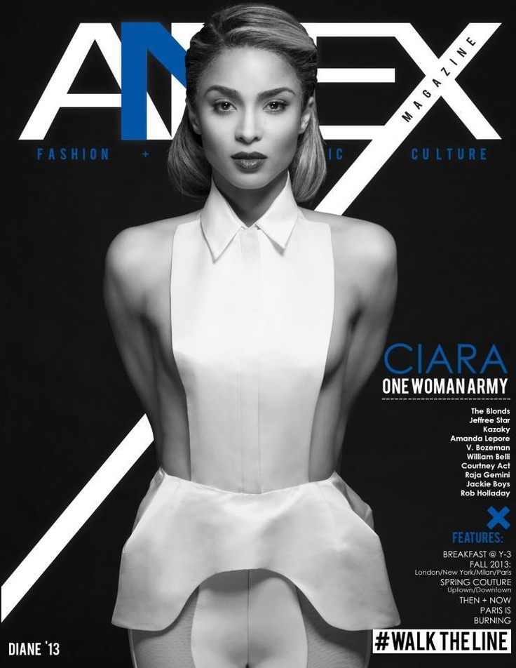 I'm kind of obsessed with Ciara... just a little.