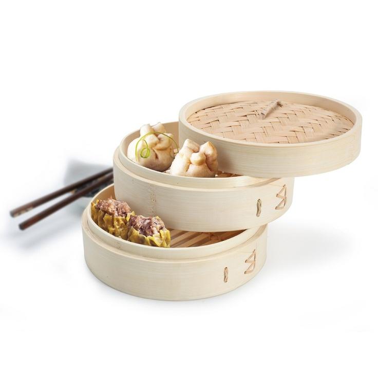 Danesco Zen Bamboo Steamer 8