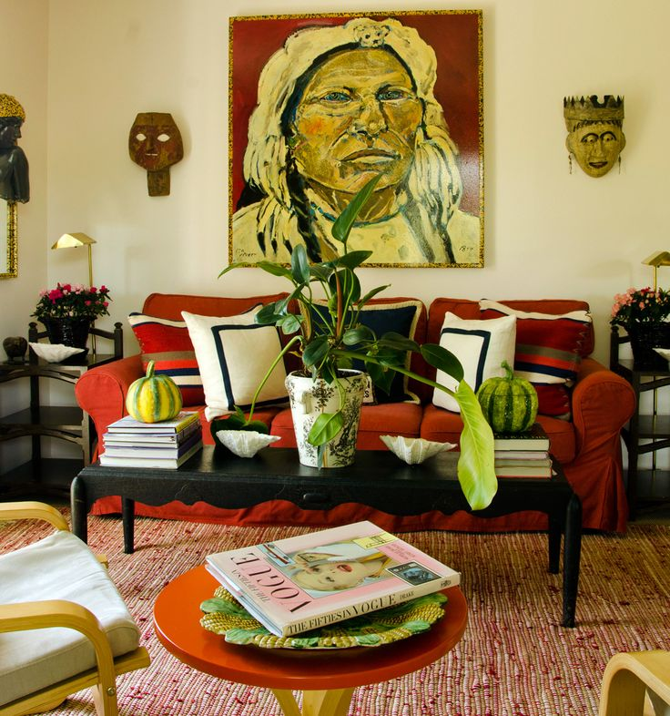 Modern Native American Decor