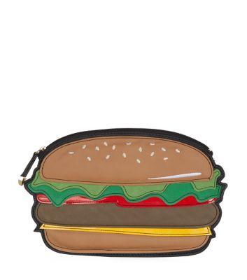 Gotta get me a burger clutch - £12.99 New Look