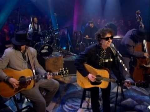 Bob Dylan - Knockin' On Heaven's Door (Unplugged) Parce que cette version m'accompagnera dans l'au-delà  ! Fuck Yey !