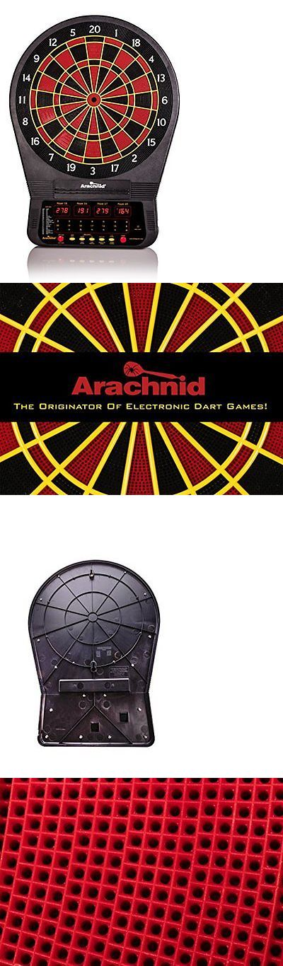 Other Darts 2907: Arachnid Cricket Pro 650 Electronic Dartboard -> BUY IT NOW ONLY: $166.29 on eBay!