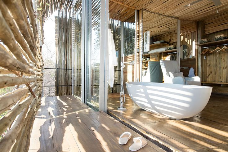 Singita Lebombo Lodge | Livingstone Baths