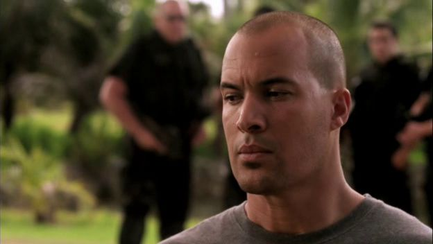 "Burn Notice 5x08 ""Hard Out"" - Jesse Porter (Coby Bell)"