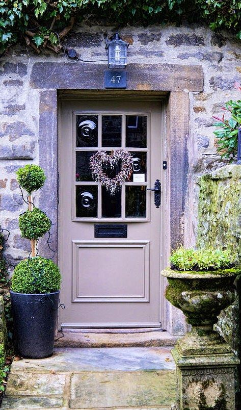 303 Best Images About Knocking On The Front Door Of The Country Cottage On Pinterest