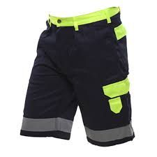 Image result for safety workwear shorts