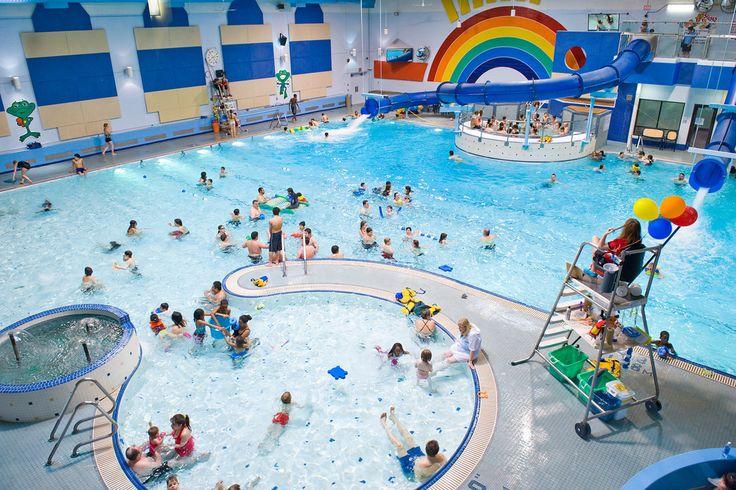 Top 10 Indoor Pools in Edmonton