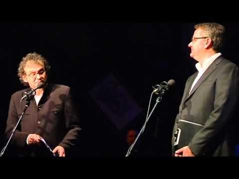 Poniedzielski & Andrus -   wiersz miłosny - YouTube