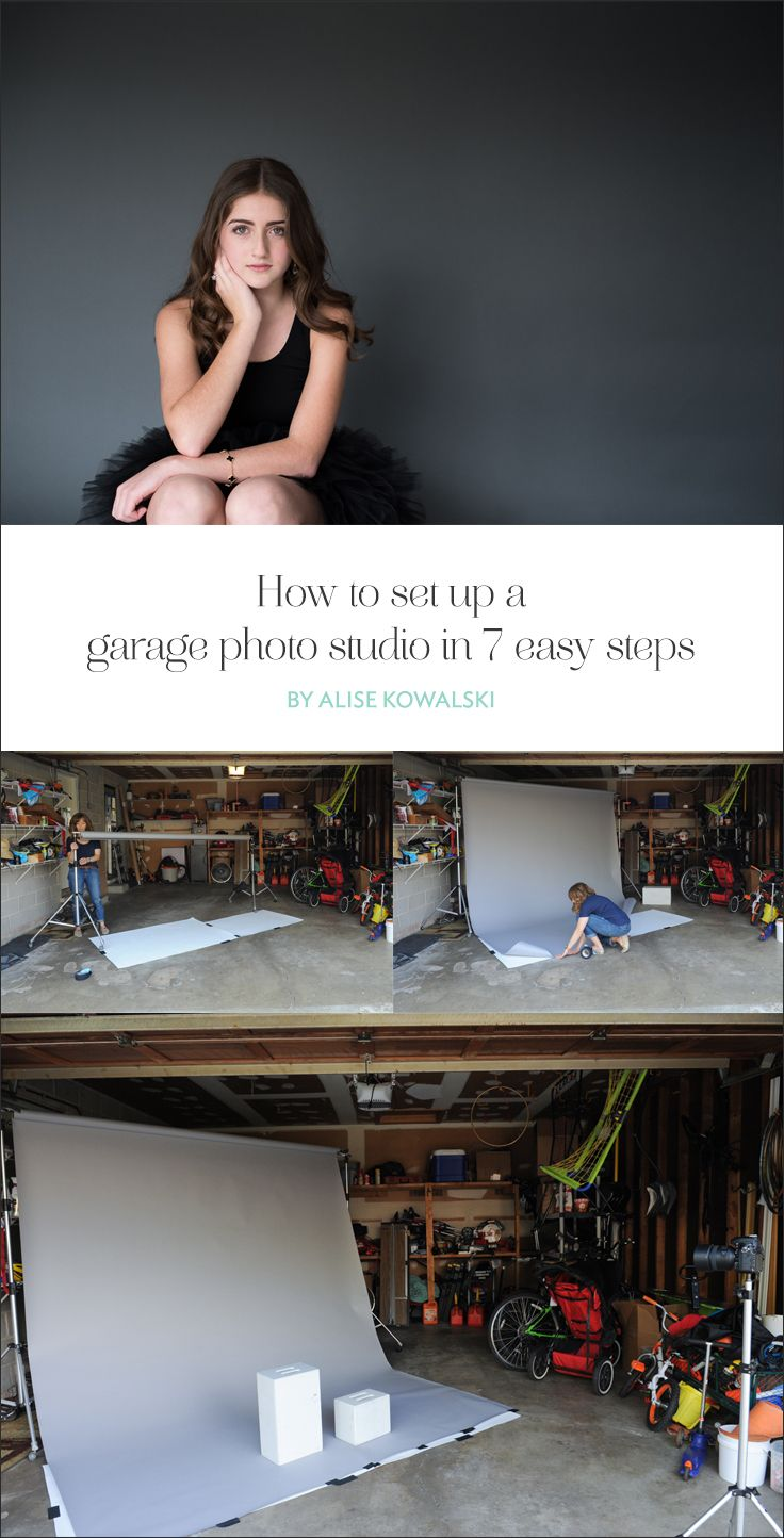 If the thought of taking photos in your garage makes your cringe, I don't blame you. However, I assure you that it is not only possible to create images in your garage, it is possible to create stunning images in your garage.