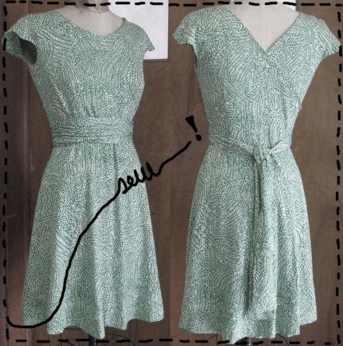 Collette Patterns Crepe Dress Pattern