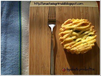 Mini quiche agli asparagi