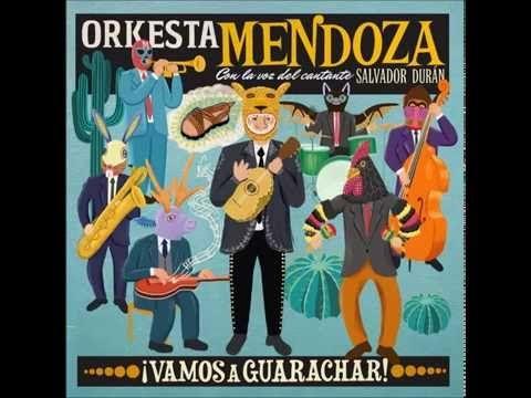Orkesta Mendoza - Cumbia Volcadora #calexico