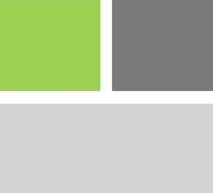 Exterior Colour Scheme Lime Green Light Grey And Dark