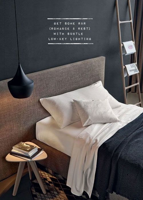 Brit Decor : Home Page: Brit Decor: Easy ways to style a bedroom down - with Sealy • via @BritDecor
