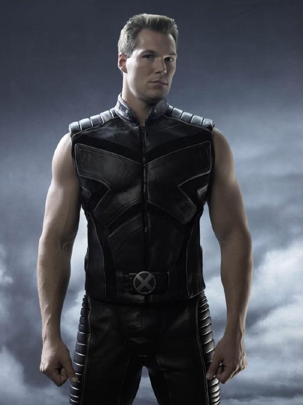 Daniel Cudmore as Colossus (First-Beta)