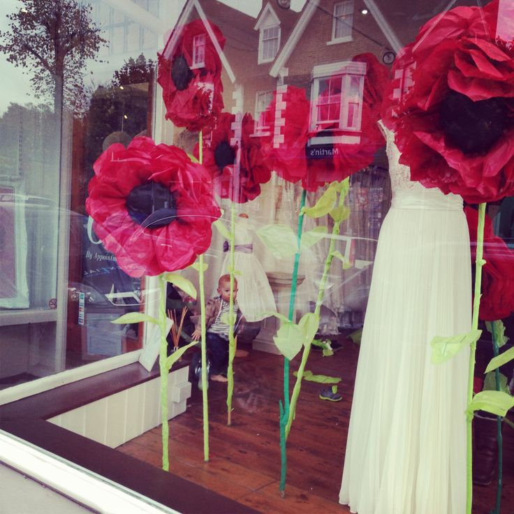 1000+ Images About WINDOW DISPLAY Remembrance Day @62 2013