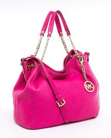 Going to have to grab this Michael Kors bag for summer... not normally a fan of pink, but I am loving this... $298