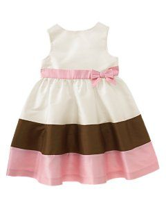 Sweetest baby dress! Sweeeet!!!: Flower Girls Dresses, Color Schemes, Parties Dresses, Cute Dresses, Cream Dresses, Ice Cream, Color Combinations, Baby Girls, Baby Dresses