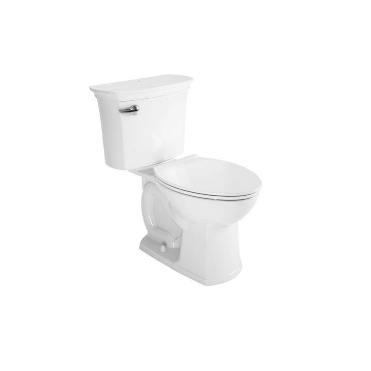 American Standard Acticlean White 1 28 Gpf 4 85 Lpf 12